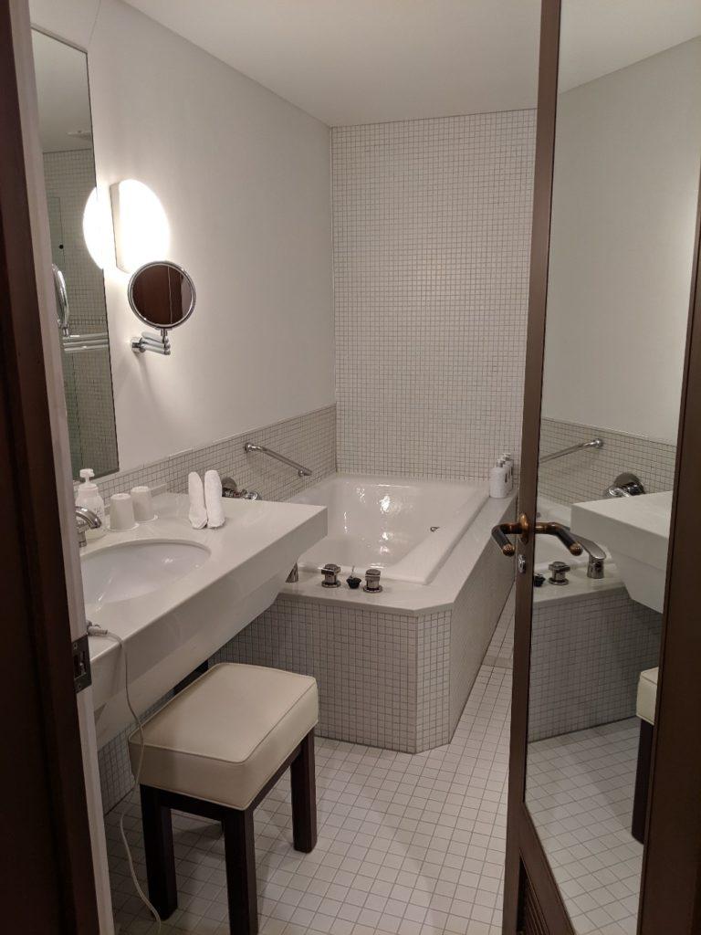the bath of Manpei Hotel